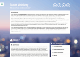 Tamarweinberg.com