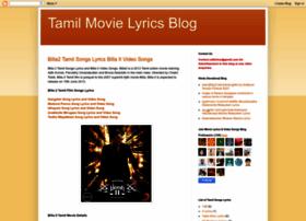 tamilmovielyrics.blogspot.com