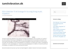 tamilvibration.dk