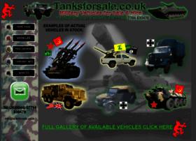 tanksforsale.co.uk