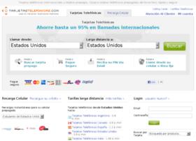 tarjetastelefonicas.com