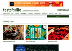 tasteforlife.com