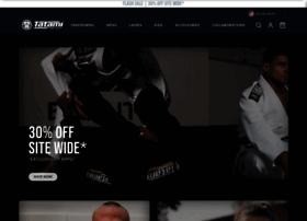 tatamifightwear.com