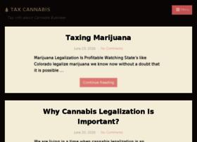 taxcannabis.org