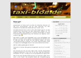 taxi-blog.de
