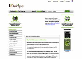 taxrelief.lifetips.com