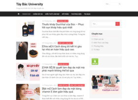 Taybacuniversity.edu.vn