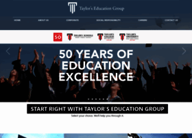 taylors.edu.my
