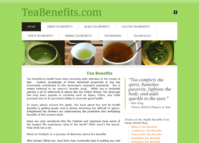 teabenefits.com