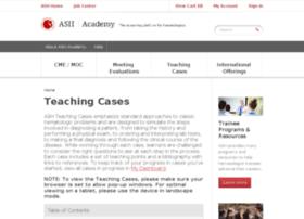 teachingcases.hematology.org