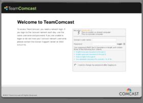 Teamcomcast.com
