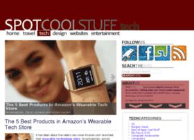 Tech.spotcoolstuff.com