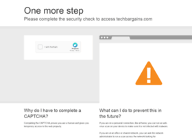 Techbargains.com
