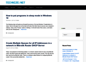 technize.net