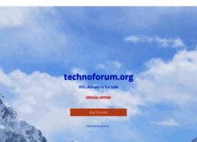 Technoforum.org