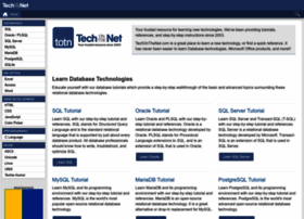 techonthenet.com