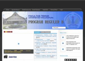 Teknikregb.untan.web.id