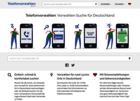 telefonvorwahlen.net
