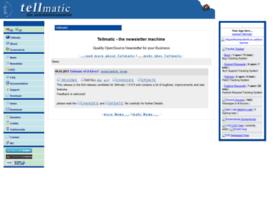 tellmatic.org