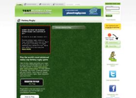 testrugby.com