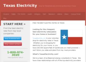 texaselectriccompany.com