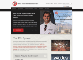 texastech.edu
