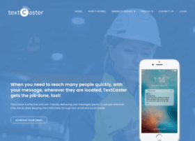 textcaster.com