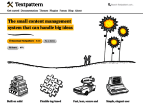 textpattern.com