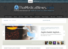 thaimedicalnews.com