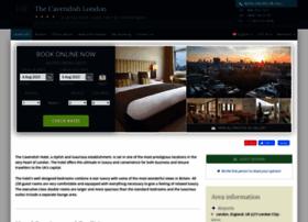 The-cavendish-london.hotel-rez.com