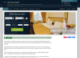 the-city-hotel-istanbul.h-rez.com