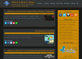 the-games-blog.com