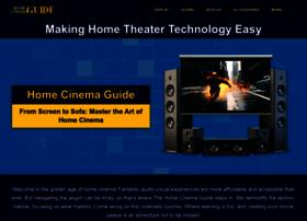 the-home-cinema-guide.com