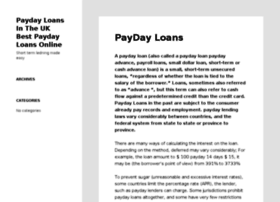 the-payday-loans.co.uk