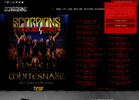 the-scorpions.com