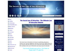 the-secrets-of-the-law-of-attraction.com