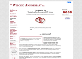 the-wedding-anniversary-site.com