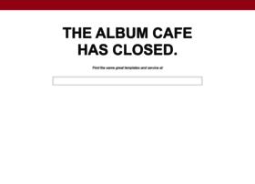 thealbumcafe.com
