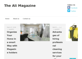 Thealimagazine.com
