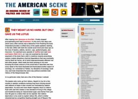 theamericanscene.com