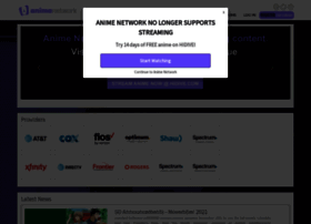 theanimenetwork.com