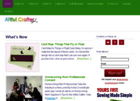 theartfulcrafter.com