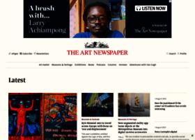 theartnewspaper.com