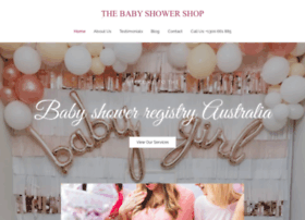 thebabyshowershop.com.au