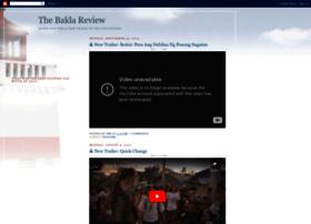 thebaklareview.blogspot.com