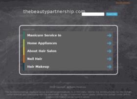 Thebeautypartnership.com