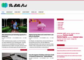thebiblepost.com