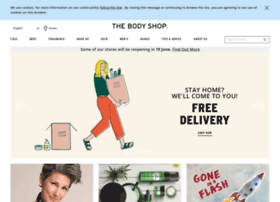Thebodyshop.com.sg