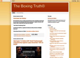 theboxingtruth.com