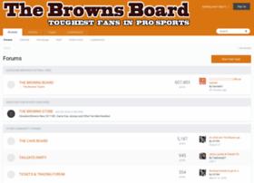 thebrownsboard.com